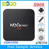 B2GO MXQ Pro full hd 1080p porn video xbmc streaming tv box amlogic s905 quad core 64 bit with kodi pre-installed