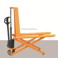 high-lift pallet truck with single piston(SHP-1000S)