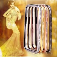 wholesale minion case for samsung galaxy s4 mini i9190, aluminum bumper case for samsung