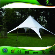 Suitable For Current Society Trends Outdoor usually gazebo/camping/car star tent/White Marquee tent