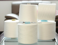 raw material polyester yarn for bag/shoes