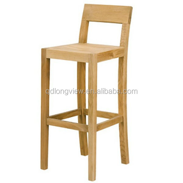 Cheap comfortable ikea wooden stool folding bar stool for Folding bar stools ikea