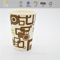 New design cartoon purple paper cup cup cake molds made in China