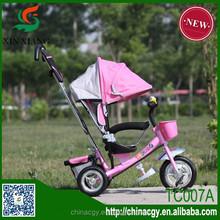 Hot sale wholsale three wheel baby bike baby stroller bike