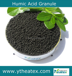 Humic acid granules,organic fertilizer