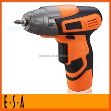 Easy to use 8 PCS Cordless Screwdriver,Electric automatic screwdriver machine with multiple functions T09A110