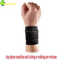 Neoprene spring wrist support,wrist support for basketball,waterproof custom wrist support