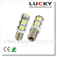 9SMD 5050 LED light 12V BA9S car lamp