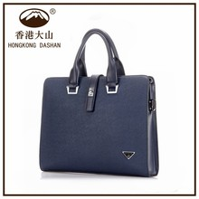 HK DA SHAN DS6823-38 Fashion and high quality Brand men's handbags with lace hook