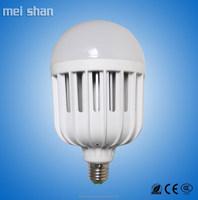 18w bulbs inner Aluminum heatsink and Plastice cover lamp