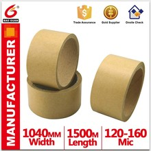 China Baoguan High quality Senior Solvent Easy to use kraft paper Tape