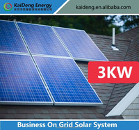 Portable Solar Power System / Solar Home System / Solar System 3KW
