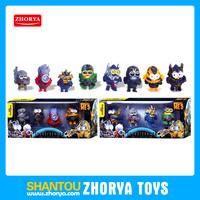 New design 3 inch Optimus Prime transform toys bumblebee craft minions action figure minions minifigure