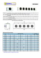 Холодильная стерилизационная BOWA SS2504 35/4 D SS2504 35 4D