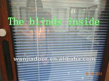 Foshan Wanjia interior aluminum blinds inside office
