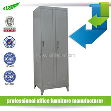 KD structure 2 door steel clothes lockers