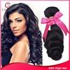 2015 Human Hair Material loose curly weave hair wholesale distributors