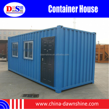 Shipping Container House Kit/Low Cost Prefab Container House/Flat Pack Container House
