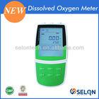 Selon PORTÁTIL DO METRO, PORTÁTIL DISSOLVIDO medidor de oxigênio, medidor digital de oxigênio dissolvido