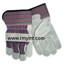 pakistani RMY 100 top quality single palm working gloves