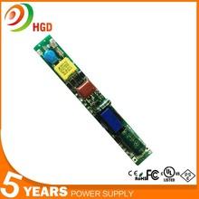 HG-503 0-26W 320ma tube8 chinese led tube driver