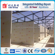 manufacturer of steel temporary building for labor camp