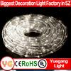 High Brightness Outdoor Holiday Lighting Rope Light
