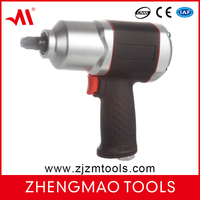 """ZM-3900 1/2"""" inch air impact wrench kit composite type car tires remove tool made in China tool cheap and superior"""