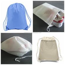 Hot selling_Promotional drawstring bag/polyester drawstring bag/Drawstring shoe bag