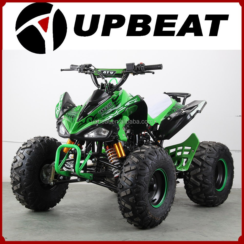 gas powered 110cc cool sport atv manual raptor quad atv with chain drive 8inch wheel 125cc. Black Bedroom Furniture Sets. Home Design Ideas