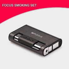 Aluminium Cigarette Cases Focus Branded