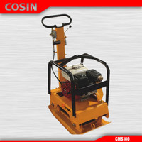 CMS160 Diesel Plate Compactor Manufacturer, Road Compacting Machine for Sale