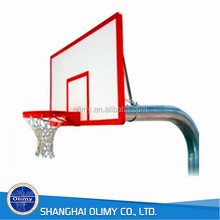 Olimy Fiberglass basketball board supplier