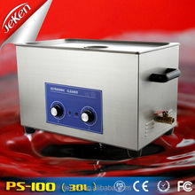 30L large tank ultrasonic washing machine for fruit and vegetable cleaning in household