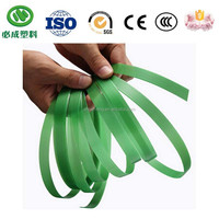 Green automatic plastic strap PET Strapping Band PET Packing Roll