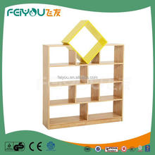 Ecological wood material creat a health environment for kids wooden cabinet