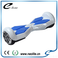 Self standing up balance e scooter with CE for smart unicycle balancing e board.