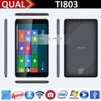 2015 NEW 8 inch 1280x800 ultra slim windows tablet Q