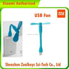 USB Portable Original Blue Color xiaomi fan