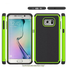 Manufacture price football pattern smart phone covers cases for samsung galaxy s6 edge