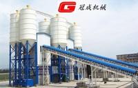 concrete mixing plant HlS120 / concrete mixing staton HlS120