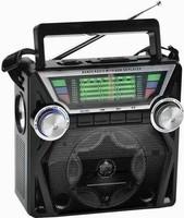 FM.TV/MW/SW1-8 RADIO WITH USB.SD PLAYER KARAOKE&DC JACK