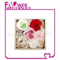New Gift Idea Real Preserved Roses