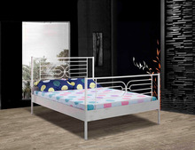 Hot-sale home furniture use iron bed