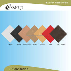 rubber shoe outsoles sheet slab