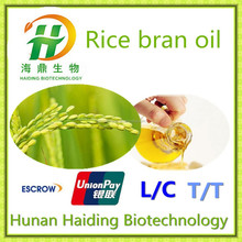 Good quality natural rice bran oil thailand