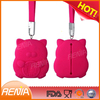 RENJIA Silicon bags Custom sealable bags foldable shopping bags