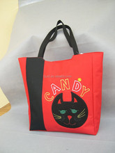 Wholesale candy bag halloween candy bags with fiber optic