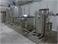 mini yogurt production line/yogurt processing plant/yogurt manufacturing equipment