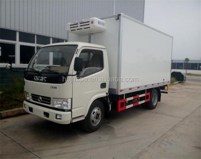 direct factory price 3 ton small refrigerated truck for sale buy small refrigerated truck. Black Bedroom Furniture Sets. Home Design Ideas